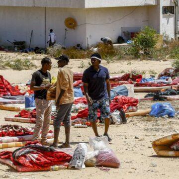 Libye » Des femmes et des enfants», principales victimes des frappes aériennes intensifiées en Libye tuent (Onu)