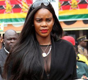 Zimbabwe: Marry Mubaiwa l'épouse du vice-président arrêtée pour fraude