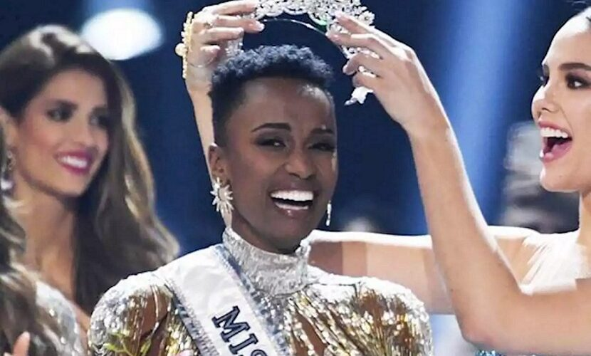 Miss univers Zozibini Tunzi
