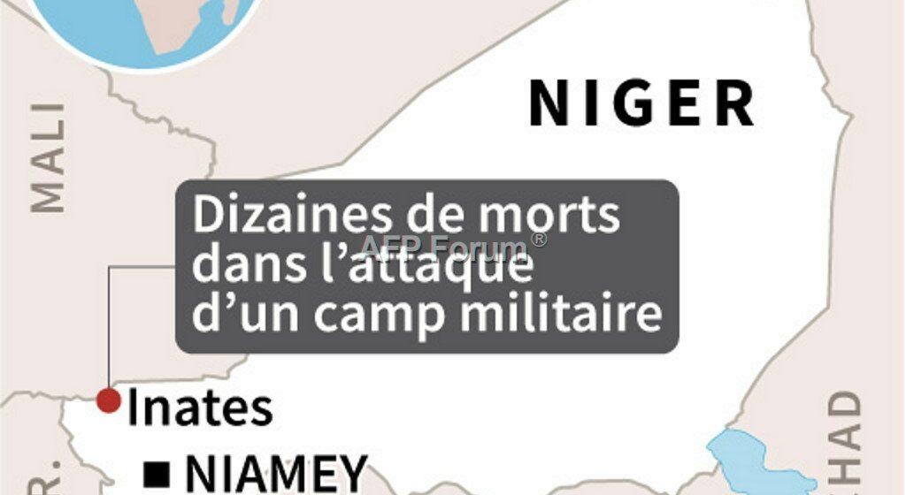 L'armée du Niger frappée par l'attaque jihadiste la plus meurtrière dans le pays