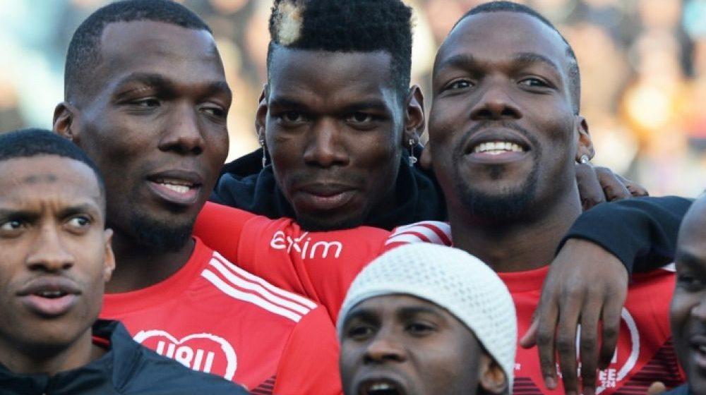 Tours/Les frères Pogba se mobilisent pour des causes humanitaires au profit de la Guinée