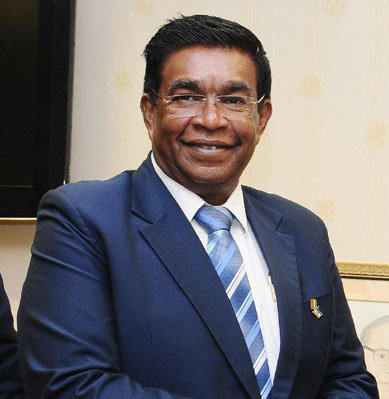 Prithvirajsing Roopun, désormais 7è Président de la République mauricienne