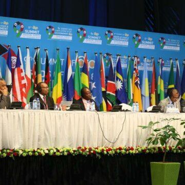 Clôture du sommet ACP sur l'adoption de résolutions pour renforcer le multilatéralisme