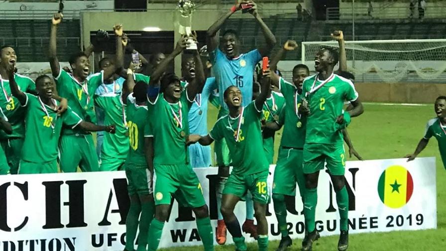Tournoi UFOA Zone A : le Sénégal U20  sacré devant le Mali
