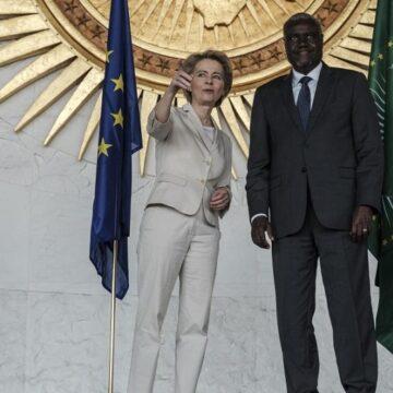 En Ethiopie, Von der Leyen souhaite le renforcement du partenariat avec l'Afrique