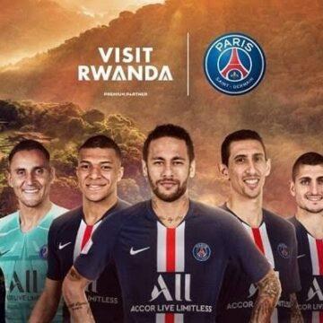 Sponsoring : après Arsenal, le Rwanda remet ça avec le PSG pour 3 ans