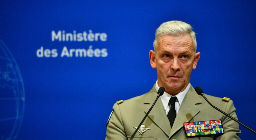 L'avenir du Sahel se joue dans l'année qui vient, selon le chef d'état-major français