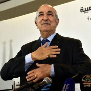 Algérie : mal élu et décrié, le président Tebboune entre en fonction