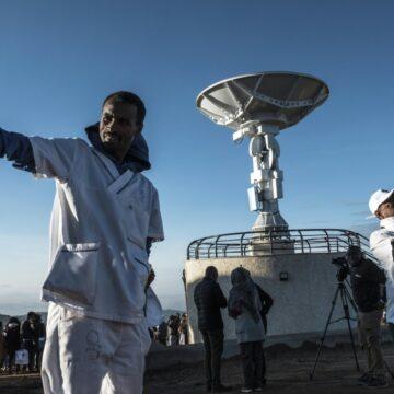 L'Ethiopie célèbre le lancement de son premier satellite dans l'espace