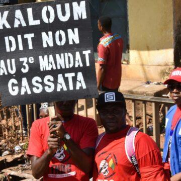 Nouvelle Constitution en Guinée : l'opposition crie au «coup d'Etat» institutionnel