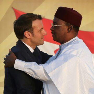 Niger: Macron et Issoufou tentent de mobiliser contre le jihadisme