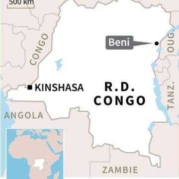 RDC: 20 morts dans une nouvelle attaque des ADF à Beni