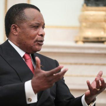 Congo: Sassou Nguesso candidat de son parti à la présidentielle de 2021