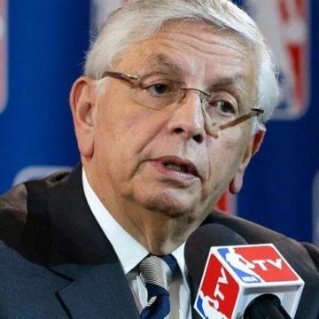 L'emblématique patron de la NBA, David Stern décède à 77 ans
