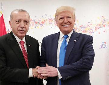 Libye/Internationalisation du conflit: Trump met en garde Erdogan contre toute «interférence»