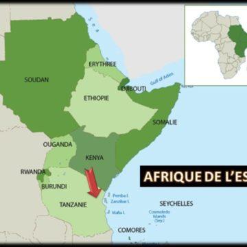 Plan Afrique de l'Est