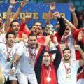 Handball : l'Egypte championne d'Afrique valide son billet pour les J0 de Tokyo