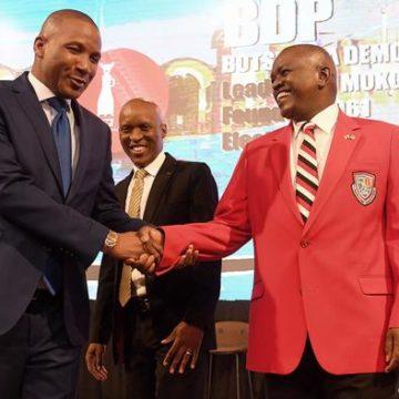 Election au Botswana : la requête de l'opposition de nouveau balayé