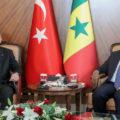 La crise libyenne au cœur d'une discussion entre Tayyip Erdogan et Macky Sall