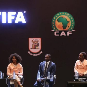 FIFA Legends Talks : quatre légendes du football ont conversé avec la jeunesse africaine