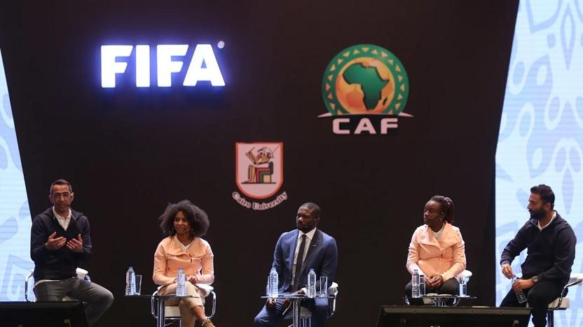 FIFA Legends Talks : quatre légendes du football ont conversé avec la jeunesse africaine