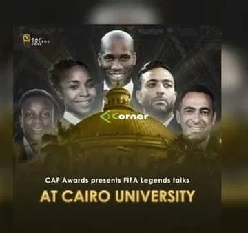 La FIFA organise ce lundi un ''Legends Talk'' et un match de gala en marge des CAF Awards