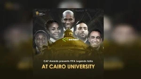 La FIFA organise ce lundi un ''Legends Talk'' et un match de gala en marge des CAF Awards