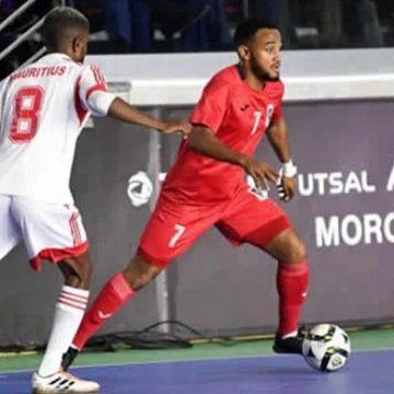 CAN Futsal : appelée à la rescousse, l'Ile Maurice jette aussi l'éponge et se prend une lourde sanction