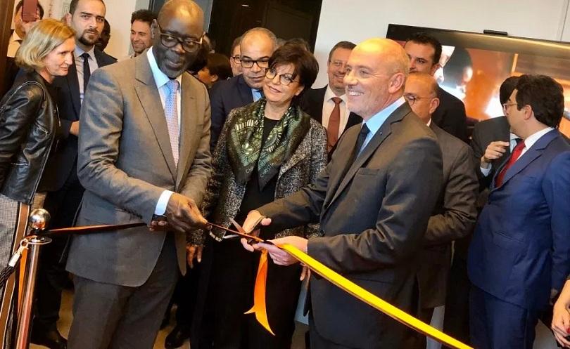 Le nouveau siège et le Directeur Général d'Orange Middle East and Africa installés à Casablanca