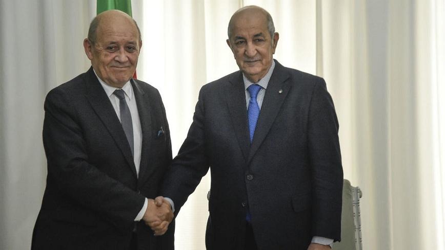 Diplomatie : Paris et Alger  se rapprochent pour la stabilité en Libye et dans le Sahel
