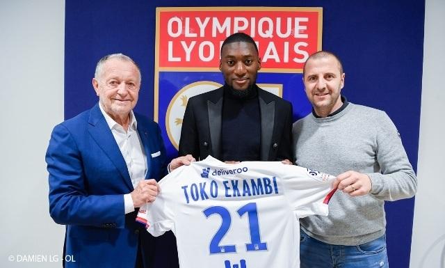 Transferts : Karl toko-Ekambi rejoint l'OL, Nabil Bentaleb file en Premier League
