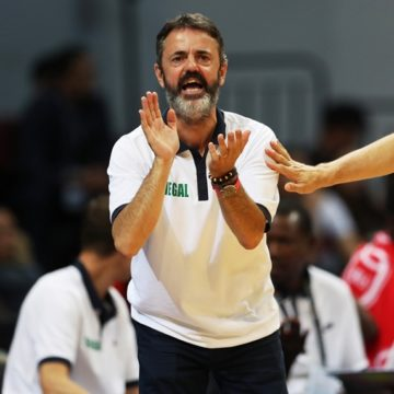 Basket : l'Espagnol Porfirio Fisac de Diego reprend les rênes des Lions de la Téranga