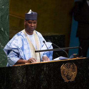 Le Président de l'Assemblée générale dévoile ses priorités pour 2020