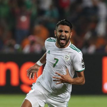 Riyad Mahrez sacré « Meilleur joueur maghrébin » pour la 3ème fois