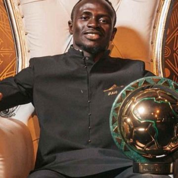 CAF Awards 2019 : Sadio Mané réalise enfin son rêve!
