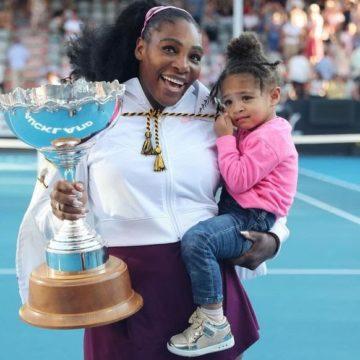 Premier titre en trois ans pour Serena Williams