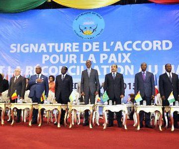 Mali: première réunion depuis des mois du comité de suivi de l'accord de paix d'Alger