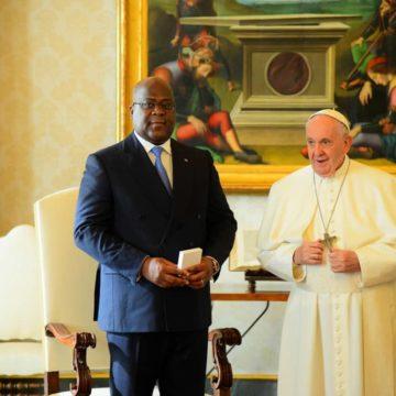 La RDC adresse une invitation au Pape François pour  2021