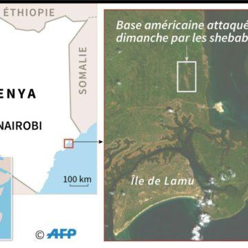 Les shebab attaquent une base militaire au Kenya: trois Américains tués