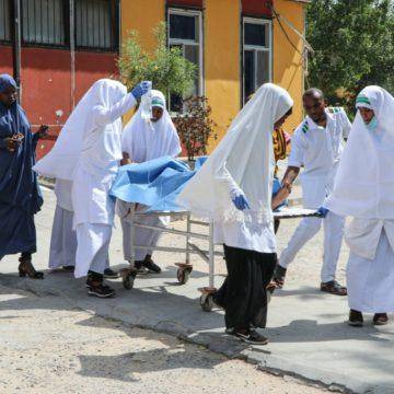 Somalie: forte explosion à proximité du Parlement à Mogadiscio