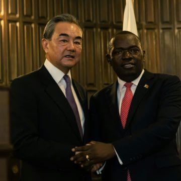La Chine veut renforcer sa coopération avec le Zimbabwe