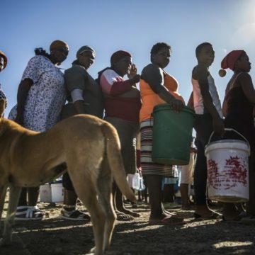 Afrique australe: 45 millions de personnes menacées par la famine, selon l'ONU