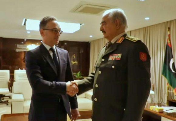 Libye: Haftar poursuit ses entretiens à Athènes avant la conférence de Berlin