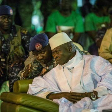 L'ex-président Jammeh «immédiatement arrêté» s'il retournait en Gambien, déclare le ministre de la Justice