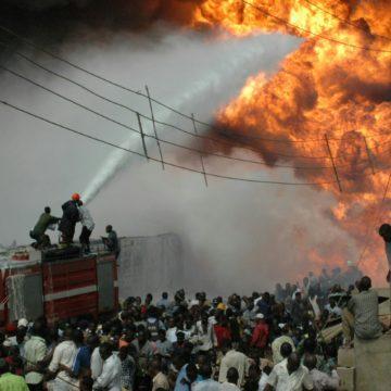 Nigeria: quatre morts dans l'incendie d'un oléoduc