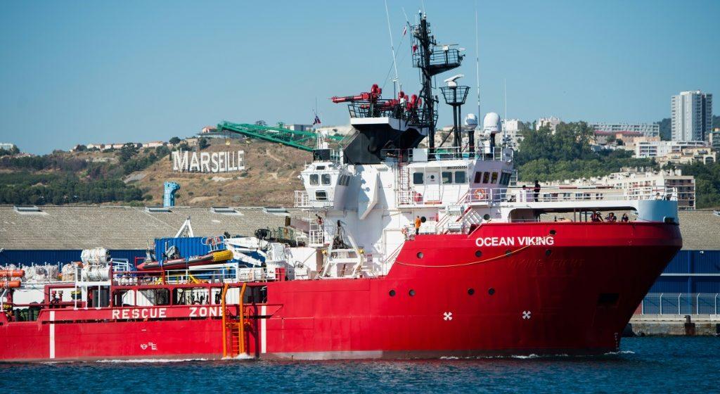 SOS Méditerranée porte secours à 92 personnes au large de la Libye