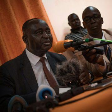 Centrafrique: «Rien ne m'empêche d'être candidat» (Ex-président Bozizé)