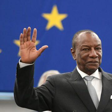 Le président guinéen à ses détracteurs: «Personne ne dicte à la Guinée ce qu'elle doit faire»