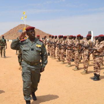 Tchad: Le général Taher Erda Tahiro  relevé de ses fonctions