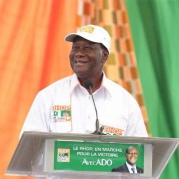 Côte d'Ivoire : Alassane Ouattara  annonce une réconciliation avec Bédié et maintient le suspense sur sa candidature